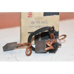 Set di pennelli - Motorino d'Avviamento