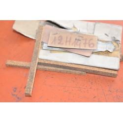 Guarnizione in Sughero, Tappo Terminale Principale