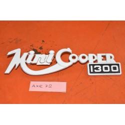 Emblema Mini Cooper